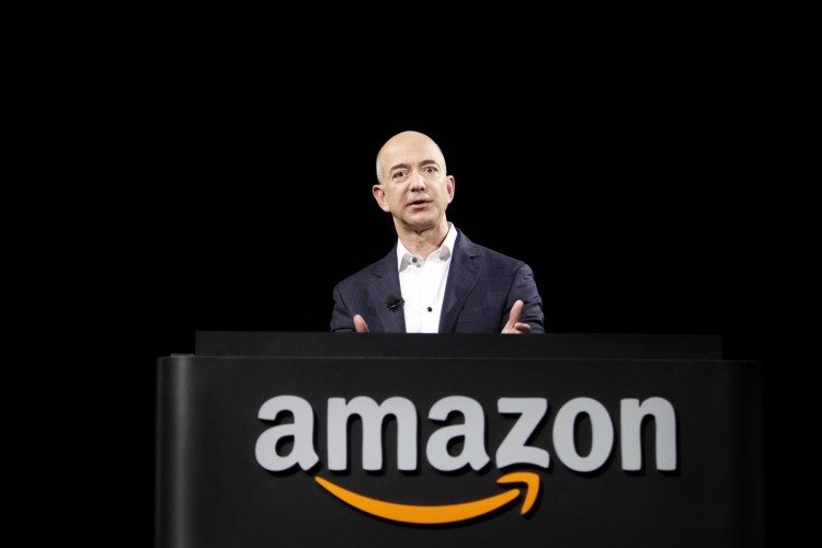 E-ticareti geliştiren isim: Jeff Bezos