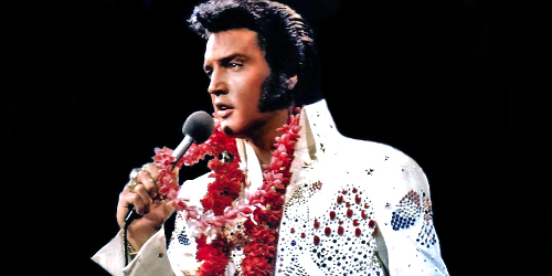 Şoförlükten Rock'n Roll'a Uzanan Bir Hayat Öyküsü : Elvis Presley