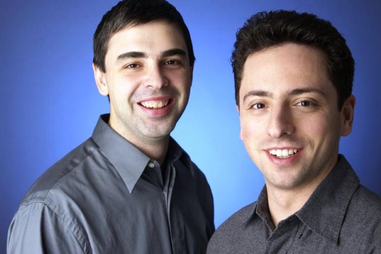 Google'ı Onlar Kurdu: Larry Page – Sergey Brin