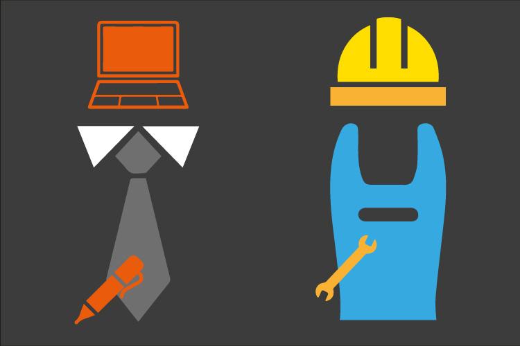 İş Hayatındaki İki Kavram: Mavi Yaka ve Beyaz Yaka Nedir?